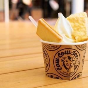 りんくうプレミアムアウトレット  博多ラーメン一風堂EXPRESSと東京ミルクチーズ工場