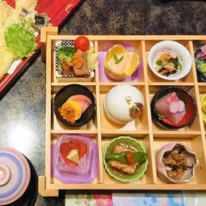 関空温泉ホテルガーデンパレスの会席料理が豪華で美味しかった