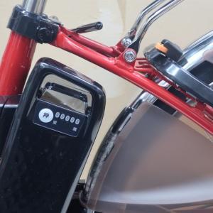 ★電動アシスト自転車のキーが開け難い問題★