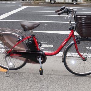 パナソニック電動アシスト自転車新製品入荷!