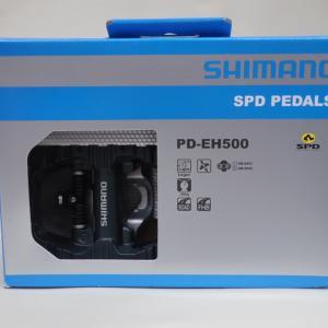 シマノペダルPD-EH500入荷いたしました