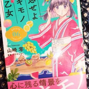 恋せよキモノ乙女 第6巻!