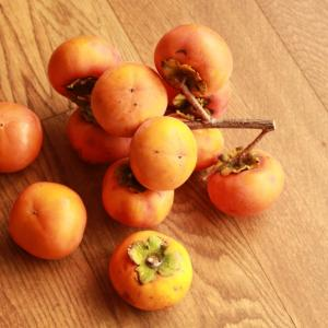柿☆頂きました♪