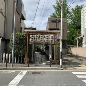 キャ二さんぽ41~繁昌神社