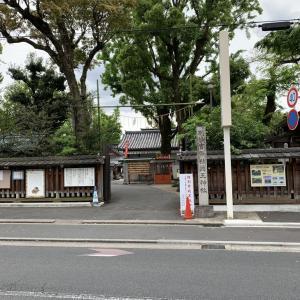 キャ二さんぽ44~護王神社
