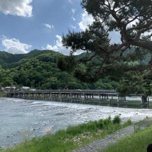キャ二さんぽ57~嵐山