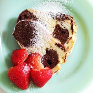 【手作りケーキ】#クグロフ 大好きなクグロフ❀久々に焼きました☆彡