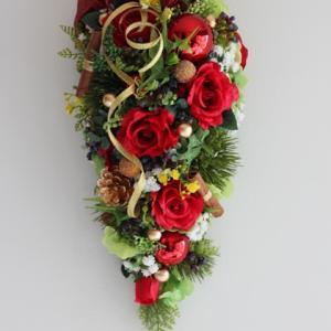 【クリスマスレッスン】クリスマス2020 作品のご紹介❀Flower KOKO❀