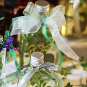【アロマディフューザー制作】お好きな香りを調合&リボン選び お気に入りのディフューザーを作ろう