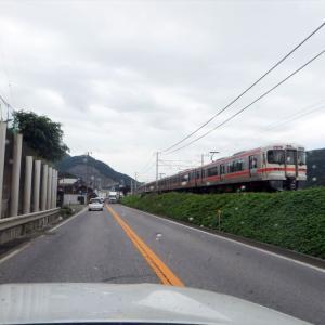 急遽滋賀県へ。コロナの影響を感じる・・