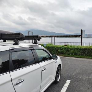 琵琶湖講習と大津港