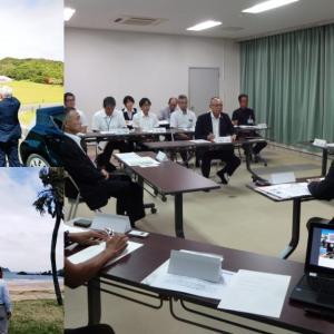 【#種トラ 開催への道_vol.14】日本トライアスロン連合と島の全自治体との首長級協議が実現