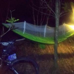 【ザワワ村】開拓物語 第26話「夏は蚊帳付きハンモック」