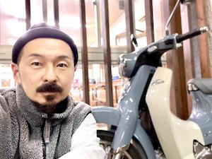 変態オートバイ乗り☆
