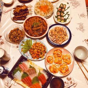 今年の正月料理