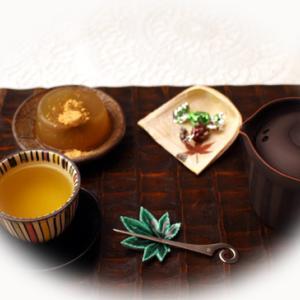 ★☆今日はかぶせ茶♪&ストレプトカーパスが咲き始めました☆☆★
