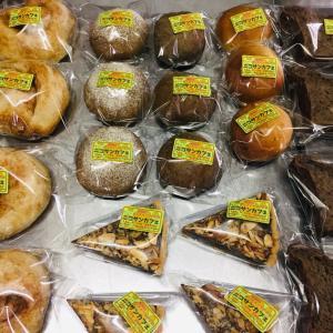 今日は道の駅和にパンとお菓子出します