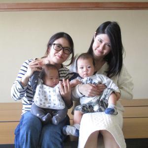 [開催レポ]わらべうたベビーマッサージの会、2回目♪ ママも赤ちゃんも笑顔!親子の絆が深まる☆
