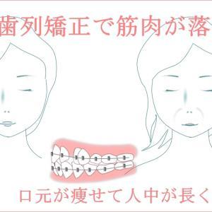 歯列矯正 顔の変化 セルフケア方法