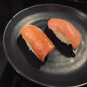 お寿司で幸せ満腹