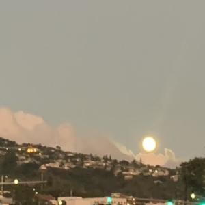 満月のつぶやき