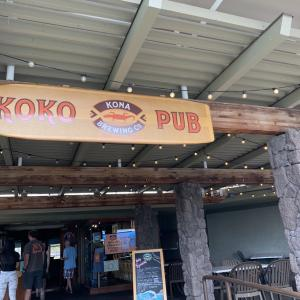 水辺のレストランで飲むビール