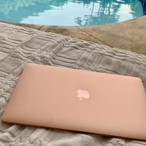 Macのパソコン新調しました