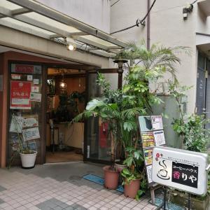 西新宿「コーヒーハウス香りや」その2・スパゲティもコーヒーも高クオリティ