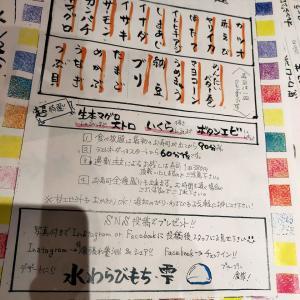 西武新宿「俺の魚を食ってみろ!! 西新宿店」寿司食べ放題で腹がパンパン!!