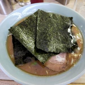 代々木「らすた 代々木店」その3・麺固めでも美味しい!!