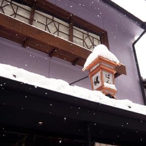 暖かい京都。