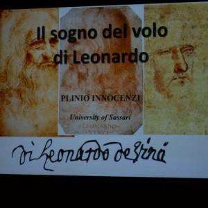 講演会「レオナルド、飛行への夢」に行ってきました(2019.9.24)@イタリア文化会館