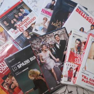 イタリア映画DVD11本をイタリア語字幕で全部見ました!