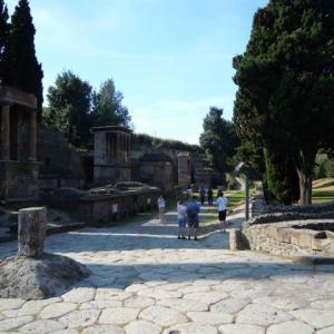 ポンペイの修復作業終了(2020.2.18)&フォーリ・インペリアリでロムルス伝説の石棺を発見(2020.2.17)