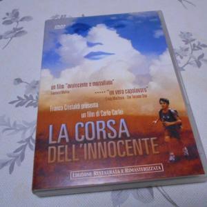 イタリア映画「La corsa dell'innocente」のDVDを見ました