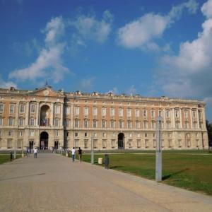 「イタリアの魅力を発見 - ブルボン王朝の街カゼルタ」のセミナーに参加しました(2020.8.1)@リンガビーバ・イタリア語教室 - その2 カゼルタ王宮 (Reggia di Caserta)