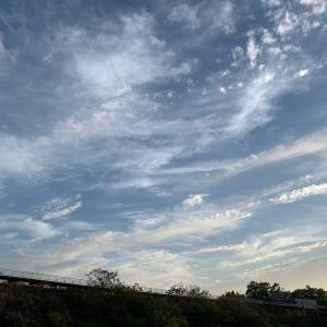 今日の空♪