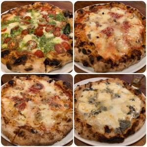 ひさしぶりのpizzaです♪
