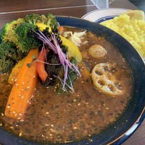 蒲4(ガモヨン)でスープカレー♪