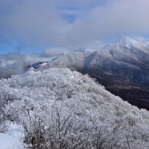 霧氷の森 &ブナの洞 ~猫魔ヶ岳~