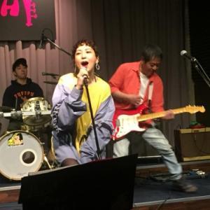 まっちゃんBAND Live at Pochi