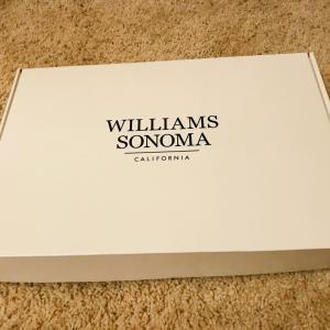 Williams Sonomaで買ったひまわり型のベイキングパンでマフィンを作ってみた。
