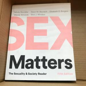 Sex Matters☆性について誰から学ぶ?親子で性教育