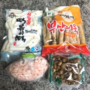 寒くなったので韓国食材で放り込むだけの超簡単オデン
