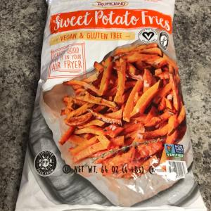 COSTCO★ Vegan Sweet Potato Fries★思い出のディズニー映画