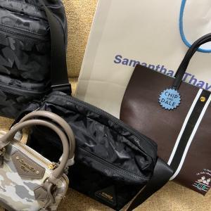 サマンサタバサ株主優待セール