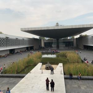 Museo Nacional de Antropología(国立人類学博物館)。etc