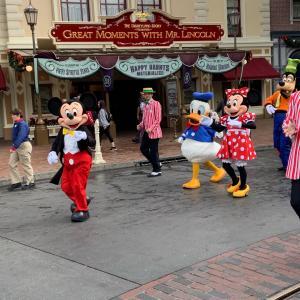 Disneyland Anaheim......夢のような一人旅を夢の国で〆る~完~