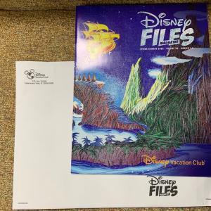Disney Files Magazine 春夏号