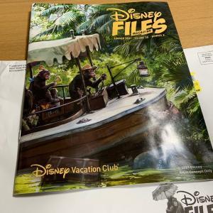 Disney files magazine 2021夏号